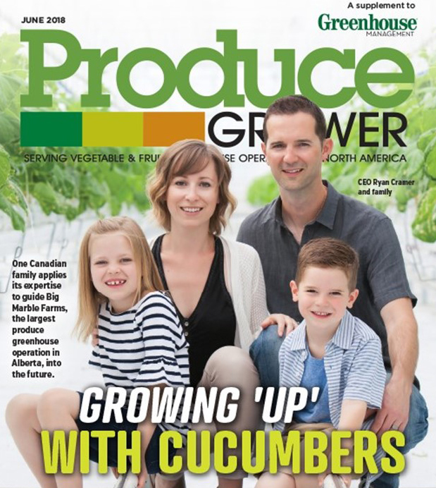 Produce Grower Magazine Cover
